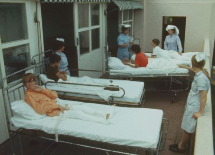 Final Days at the Mt Eliza Orthopaedic Hospital